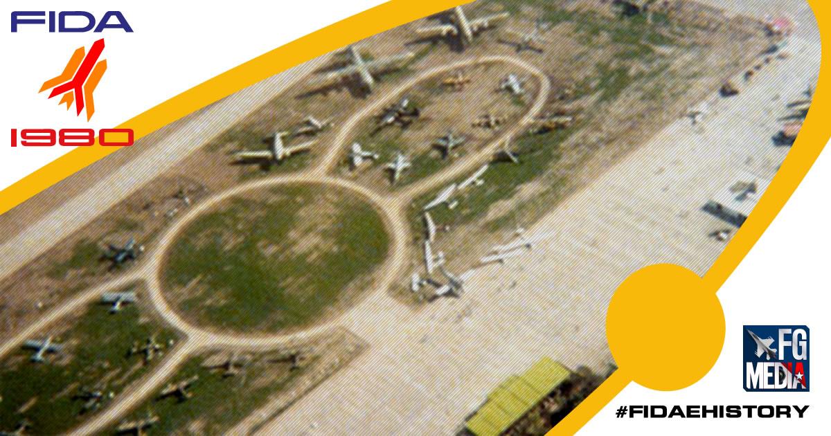 Photo of FIDA 1980 en Base aérea El Bosque