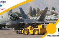 FIDAE 2010 en II Brigada Aérea, Pudahuel