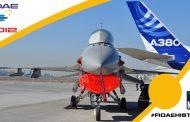 FIDAE 2012 en II Brigada Aérea, Pudahuel