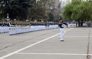 Llegada de escuelas matrices a Gran Parada Militar 2015