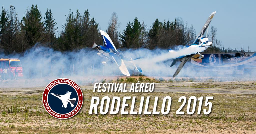 Visita al Festival Aéreo Internacional Rodelillo 2015