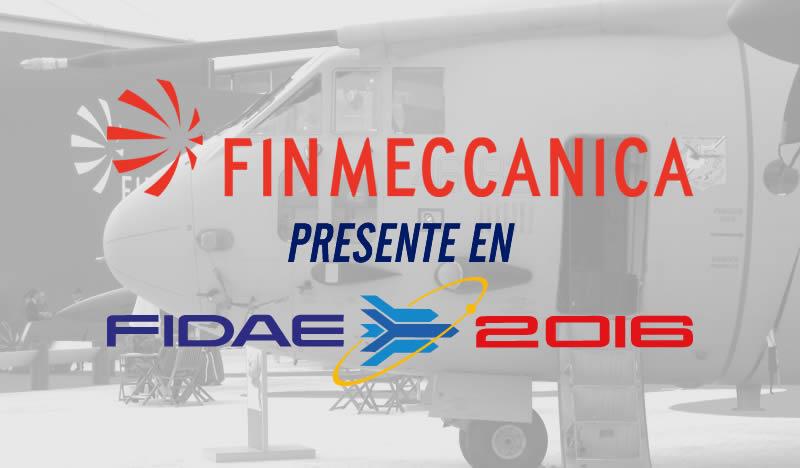 Finmeccanica en FIDAE: Sudamérica es un mercado con enorme potencial
