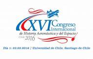 Día 1: XVI Congreso Internacional de Historia Aeronáutica y del Espacio