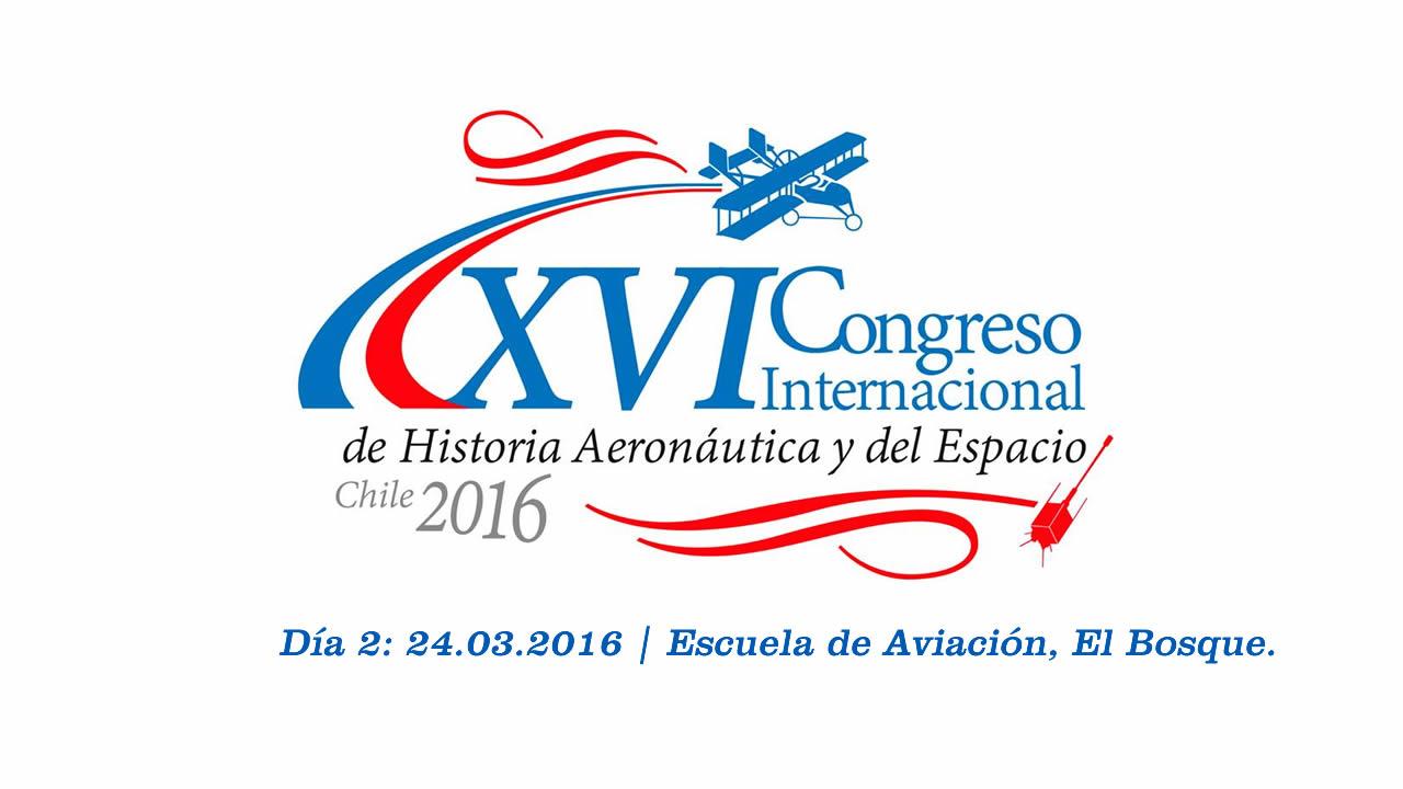 Photo of Día 2: XVI Congreso Internacional de Historia Aeronáutica y del Espacio