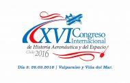 Día 3: XVI Congreso Internacional de Historia Aeronáutica y del Espacio