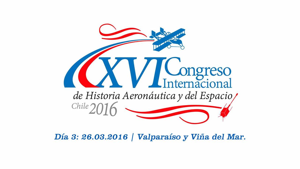 Photo of Día 3: XVI Congreso Internacional de Historia Aeronáutica y del Espacio