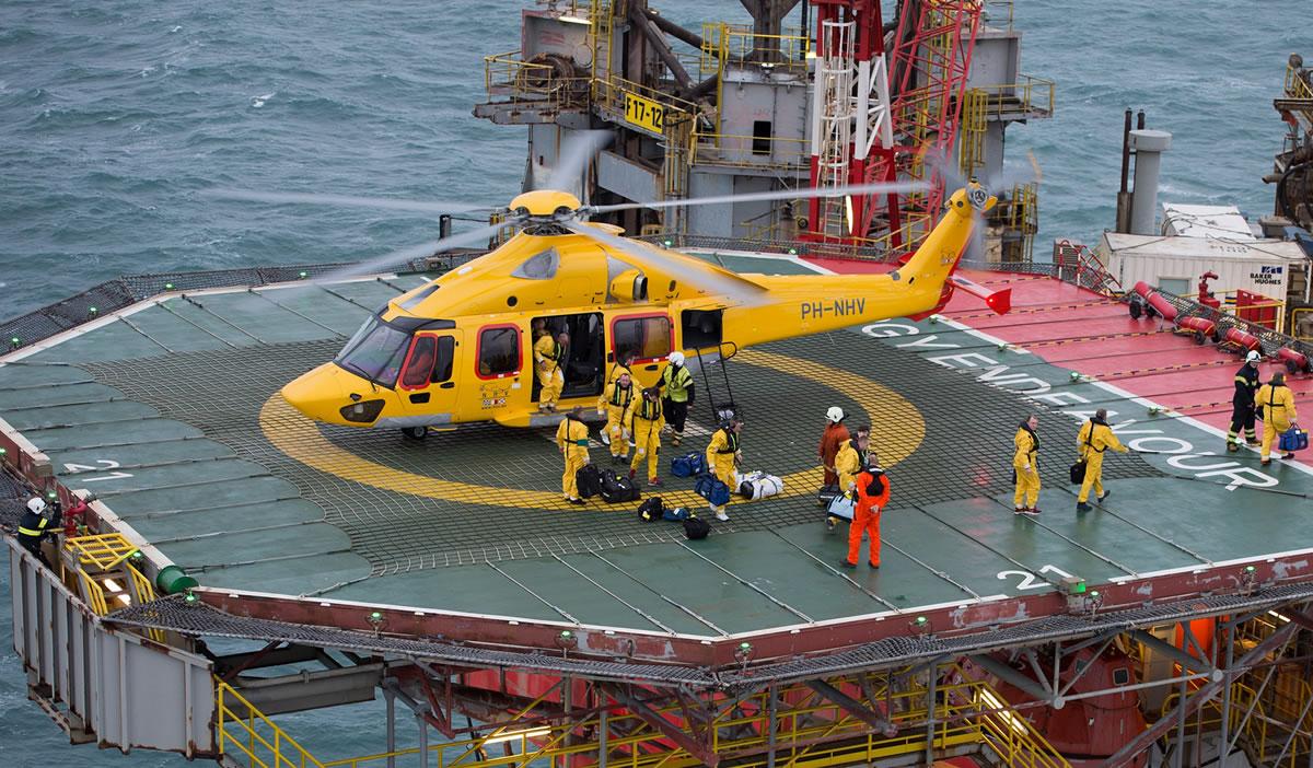 H175 de Airbus Helicopters demuestra fiabilidad superando las 3.000 horas de vuelo
