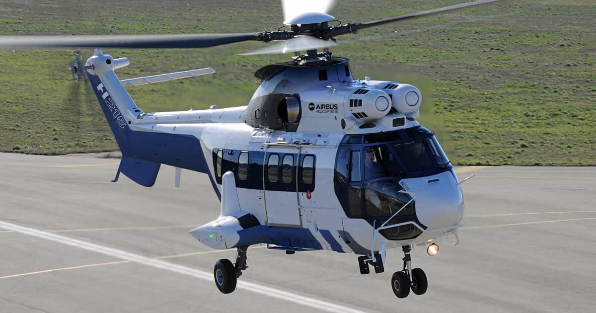 Photo of Helicóptero H215  realizará gira por latinoamérica
