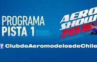 8, 9, 10 ABRIL, AERO SHOW 2016, Evento del CACh