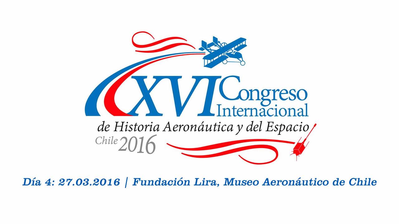 Photo of Día 4: XVI Congreso Internacional de Historia Aeronáutica y del Espacio