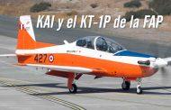 COMPAÑIA KAI EN FIDAE 2016 CON EL KT-1P
