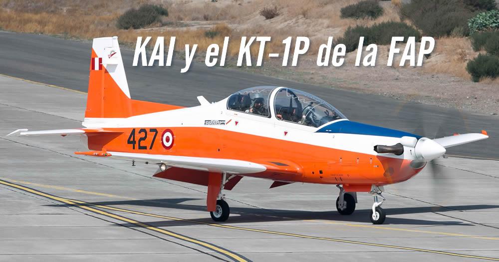 Photo of COMPAÑIA KAI EN FIDAE 2016 CON EL KT-1P