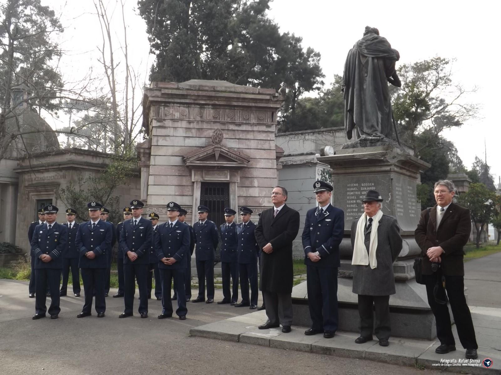 60° Conmemoración fallecimiento Eulogio Sánchez