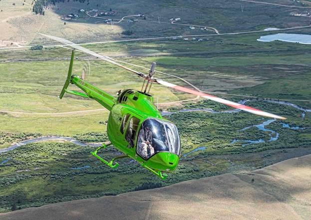 Photo of Firman para Operar Bell 505 Jet Ranger X en Bolivia