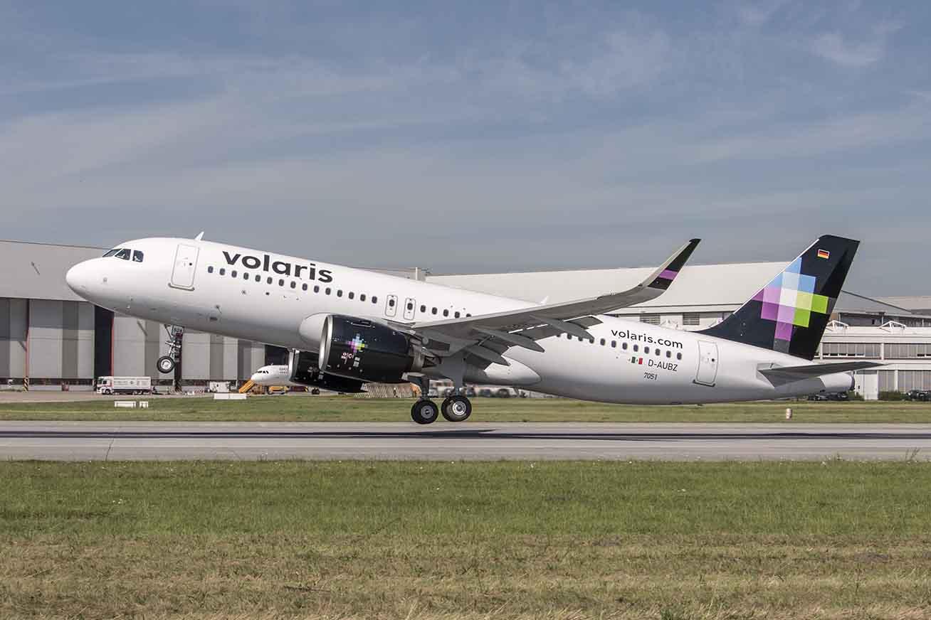 Photo of Airbus entrega el primer A320neo de Norteamérica a Volaris