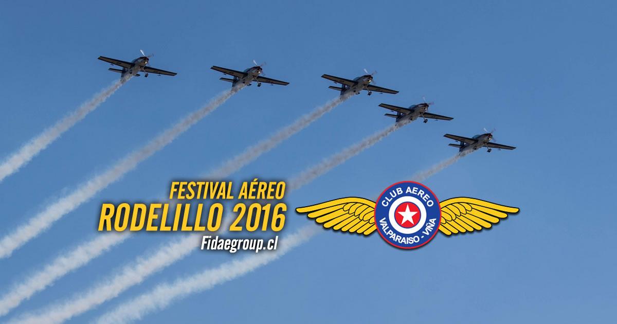 Festival Aéreo Rodelillo 2016