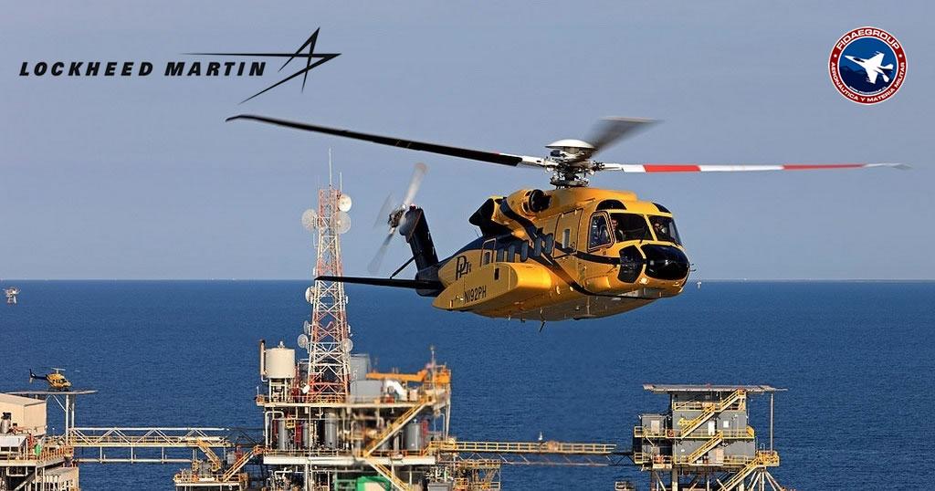 Sikorsky lanza Programa de mejora en la Seguridad con PHI Inc. y Metro Aviation