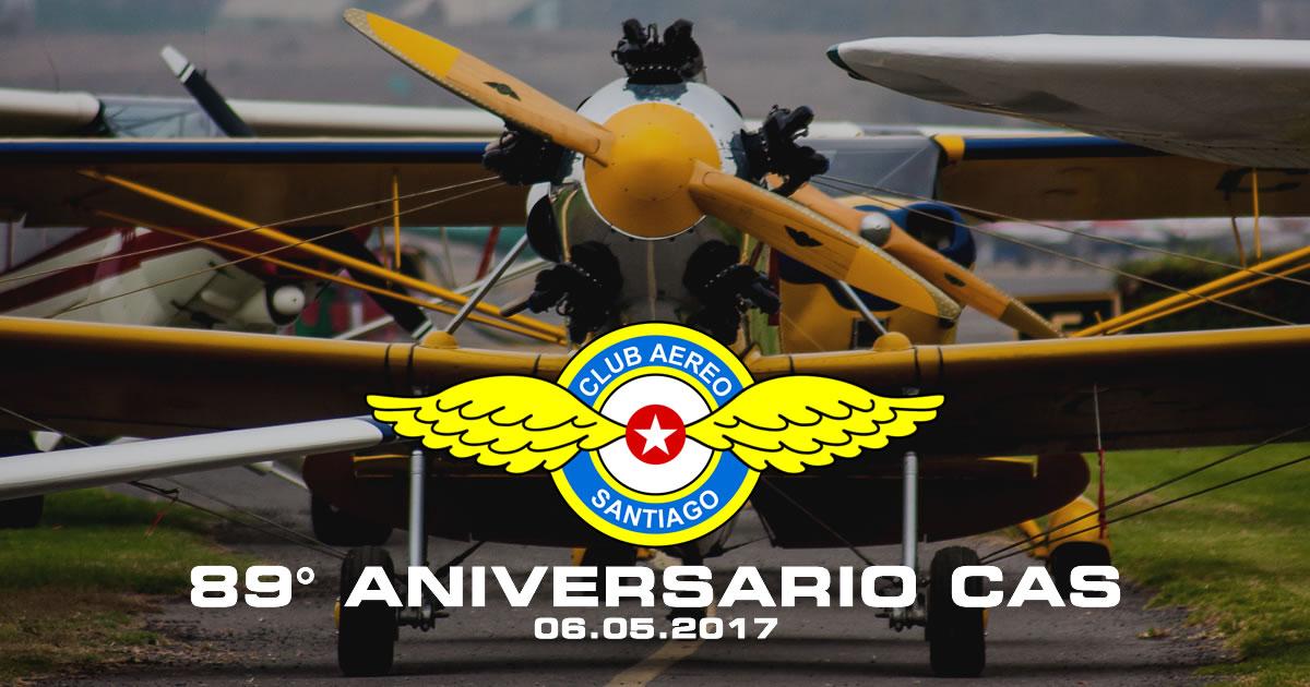 Photo of 89° Aniversario del Club Aéreo de Santiago
