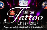 VIDEO: Tattoo Militar Chile 2017 / Chilean Military Tattoo (Festival de Música Militar)