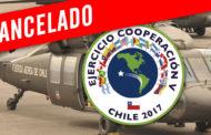 Ejercicio Cooperación V es cancelada por terremoto de México