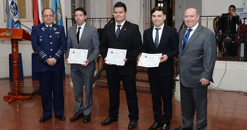 Inauguración Sala Histórica Club Suboficiales Mayores de la Fach