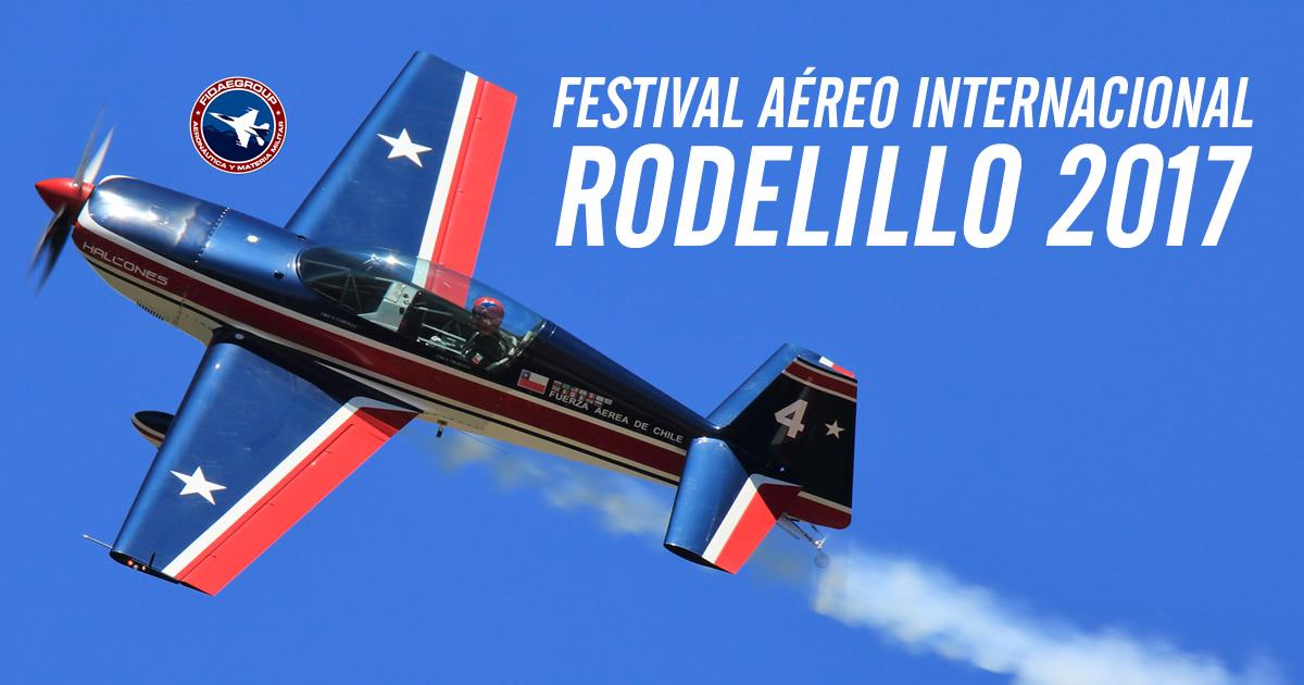 Festival Aéreo Internacional Rodelillo 2017