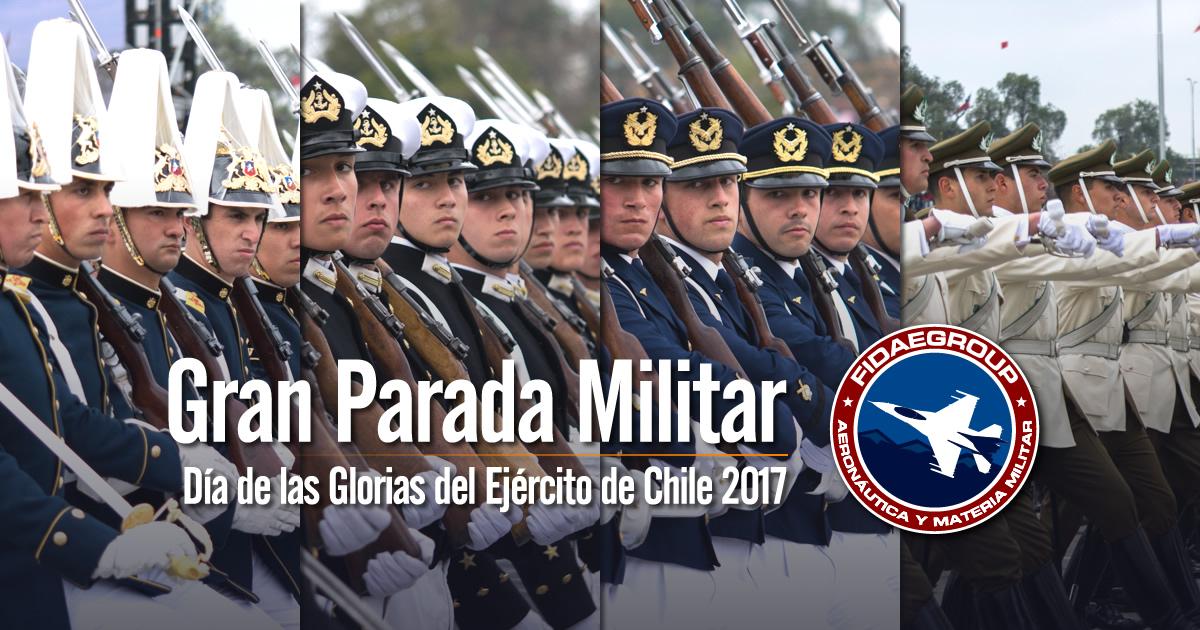 """Photo of Gran Parada Militar Chile 2017 """"Día de las Glorias del Ejército de Chile"""""""