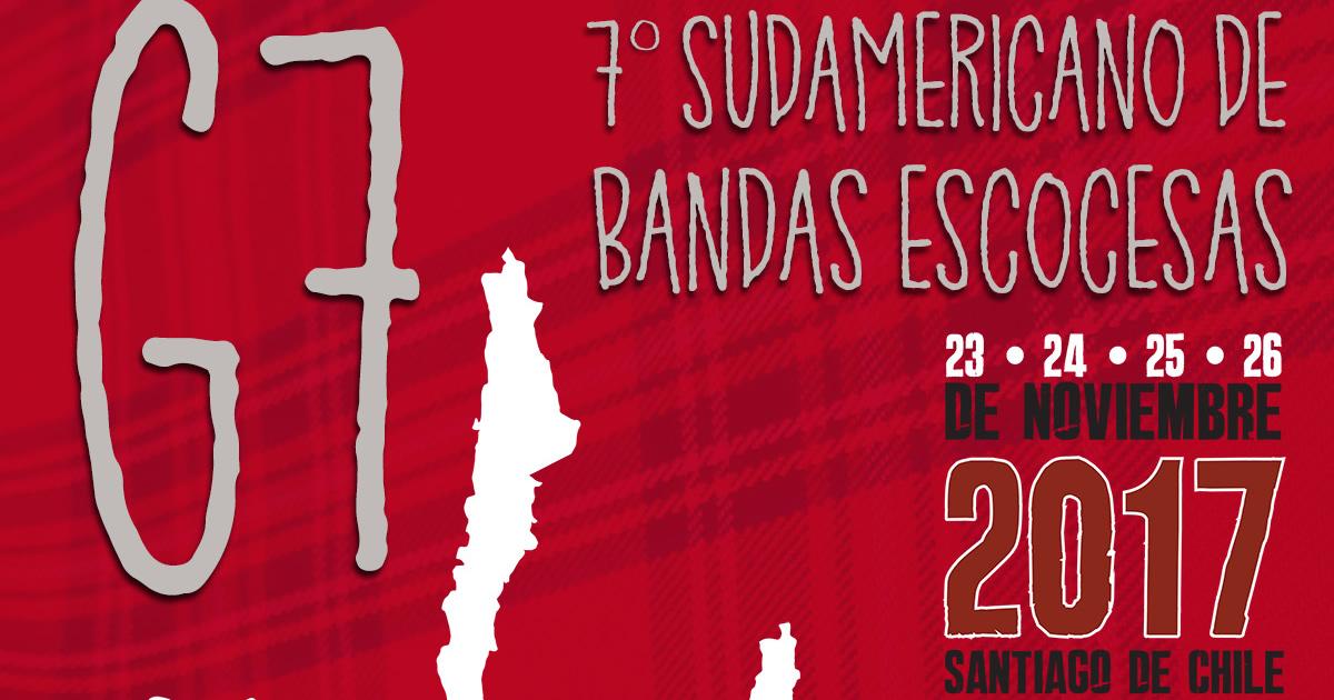 7° ENCUENTRO SUDAMERICANO DE BANDAS DE GAITAS ESCOCESAS (Gathering)