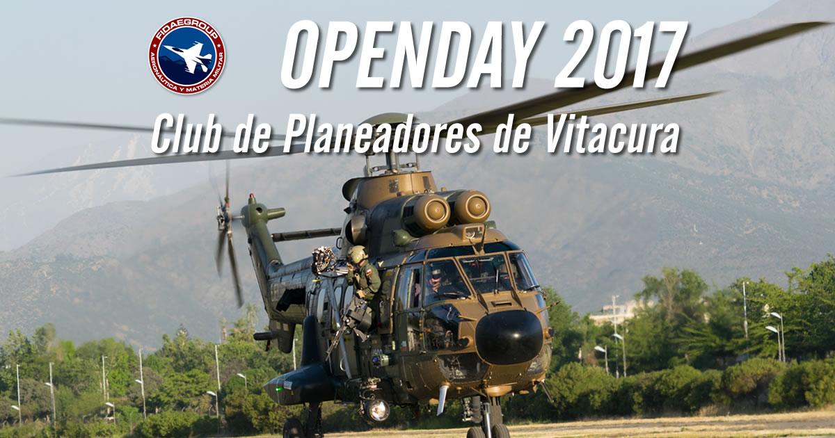 Open Day 2017 Club de Planeadores de Vitacura