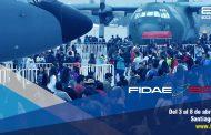 Preventa y Venta de entradas para FIDAE 2018 por ticketplus.cl