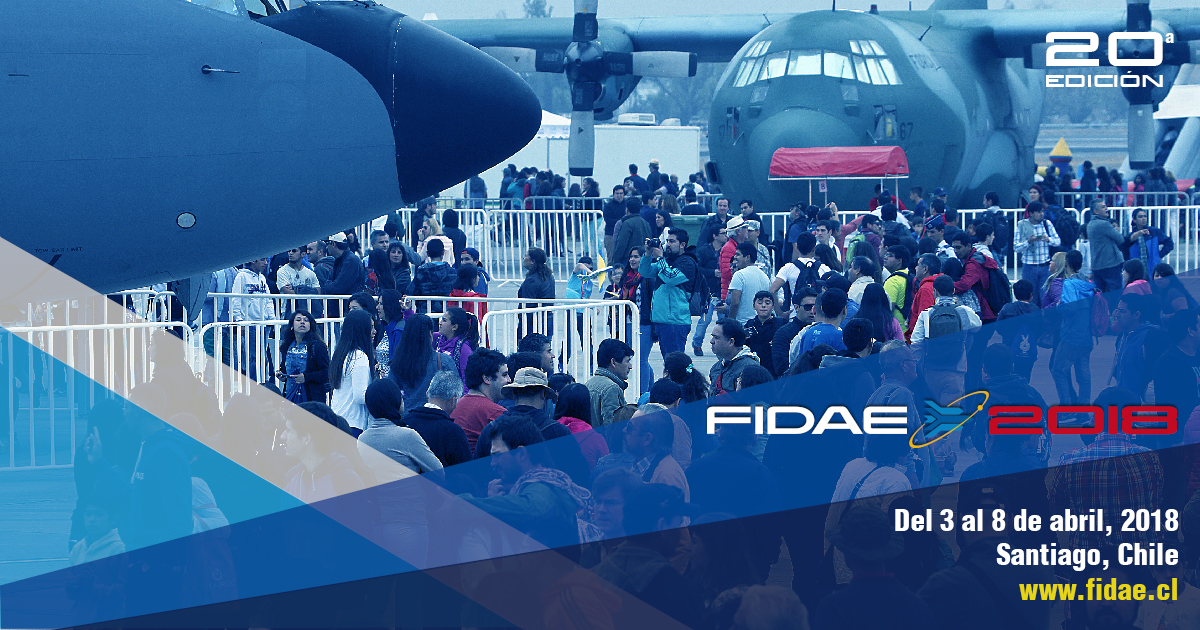 Photo of Preventa y Venta de entradas para FIDAE 2018 por ticketplus.cl