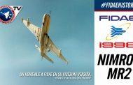 Demostración aérea de Nimrod Mr2 en FIDAE 1998, Los Cerrillos