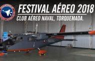 Festival Aéreo del Club Aéreo Naval 2018
