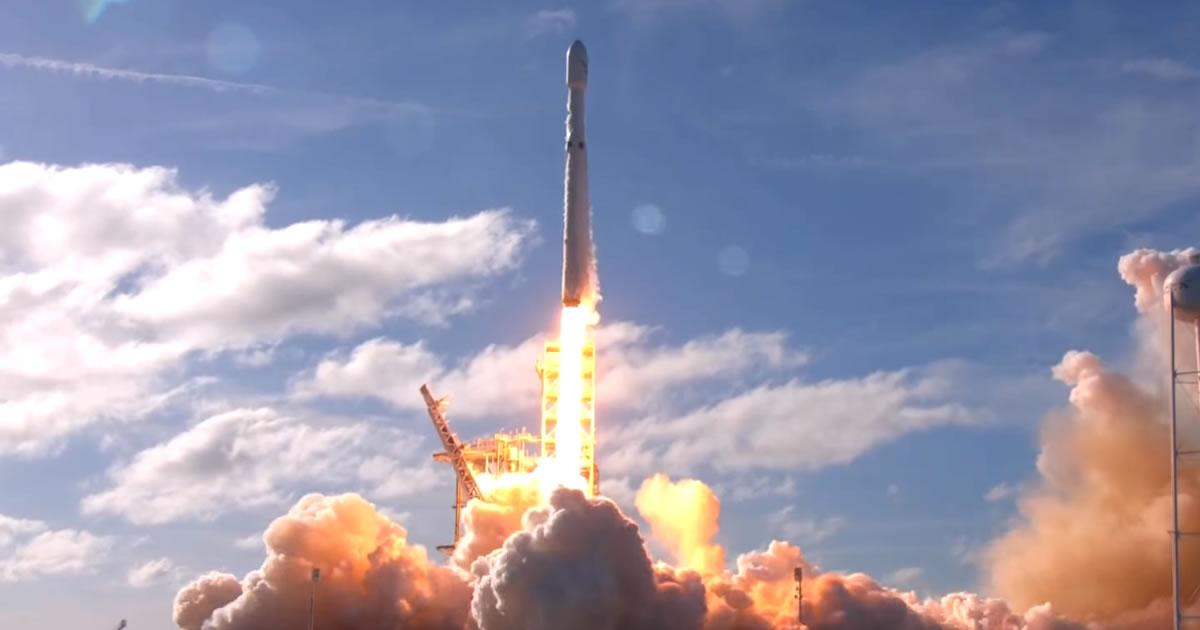 Photo of Impresionante prueba Del Falcon Heavy de Space X