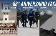 88° Aniversario Fuerza Aérea de Chile El Bosque - Pto Montt - Pudahuel