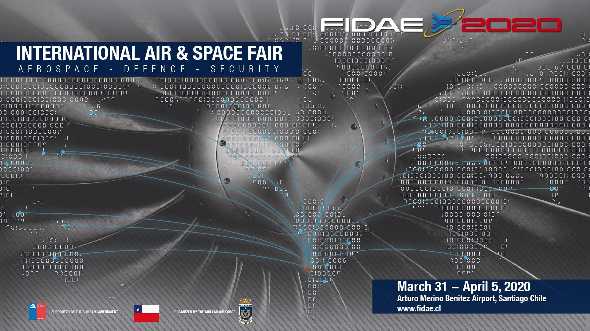 Photo of FIDAE 2020 La 21° versión que conmemora 40 años de trayectoria desde FIDA 1980