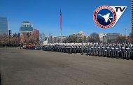 Juramento a la Bandera 2018 en Ejército de Chile, Escuela Militar