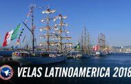 Velas Latinoamérica 2018 en Valparaíso