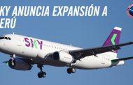 SKY anuncia expansión a Perú para el 2019