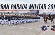 Gran Parada Militar 2018: Gran desfile Aéreo Y Humano