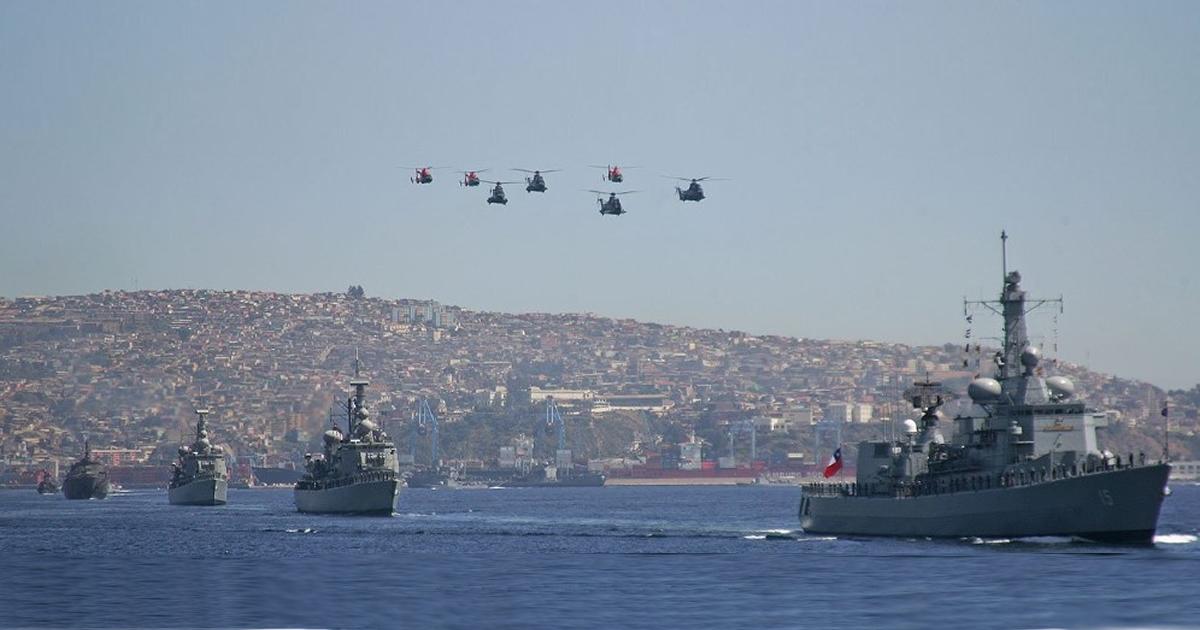 Photo of Unidades navales de 5 países participarán en Exponaval 2018 y la Revista Naval del Bicentenario
