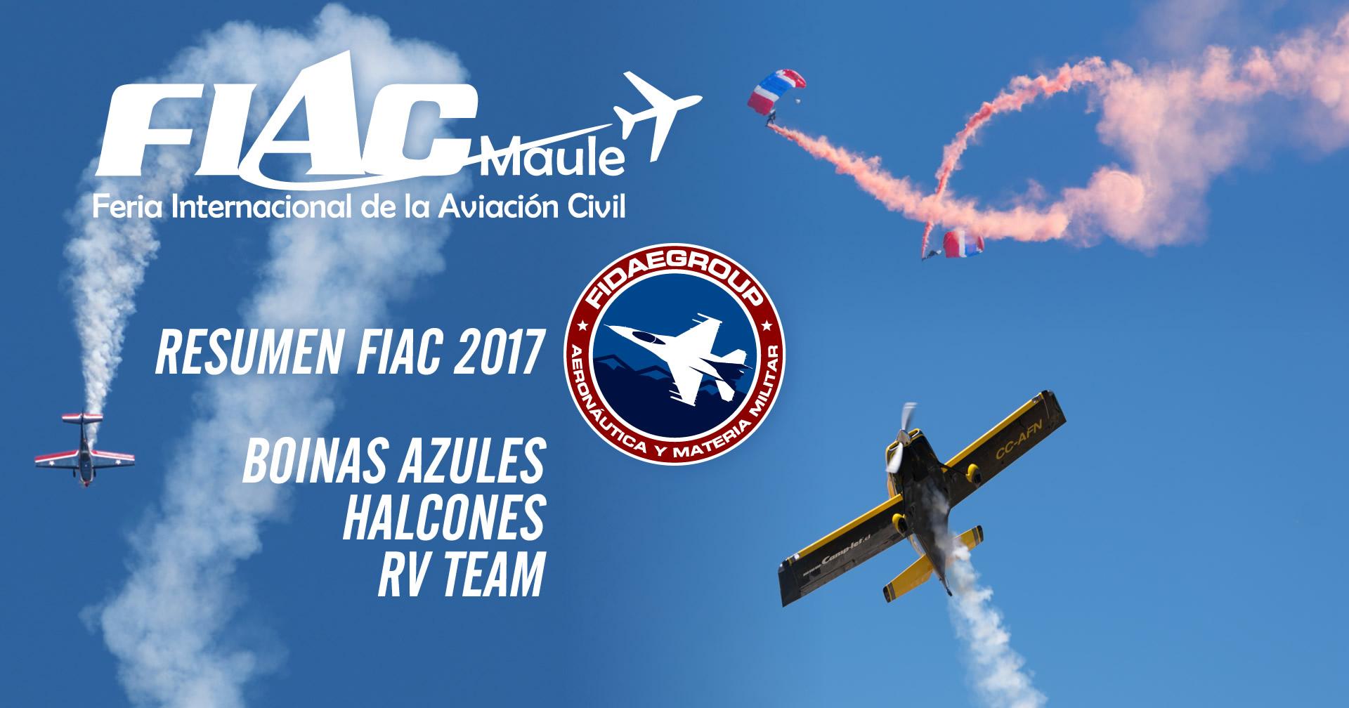 Feria Internacional de la Aviación Comercial FIAC 2017, Aeródromo Panguilemo