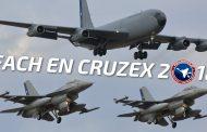 Fuerza Aérea de Chile lista para Ejercicio Cruzex 2018