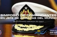 Comandantes en Jefe de Armadas del Mundo se reúnen en seminario naval