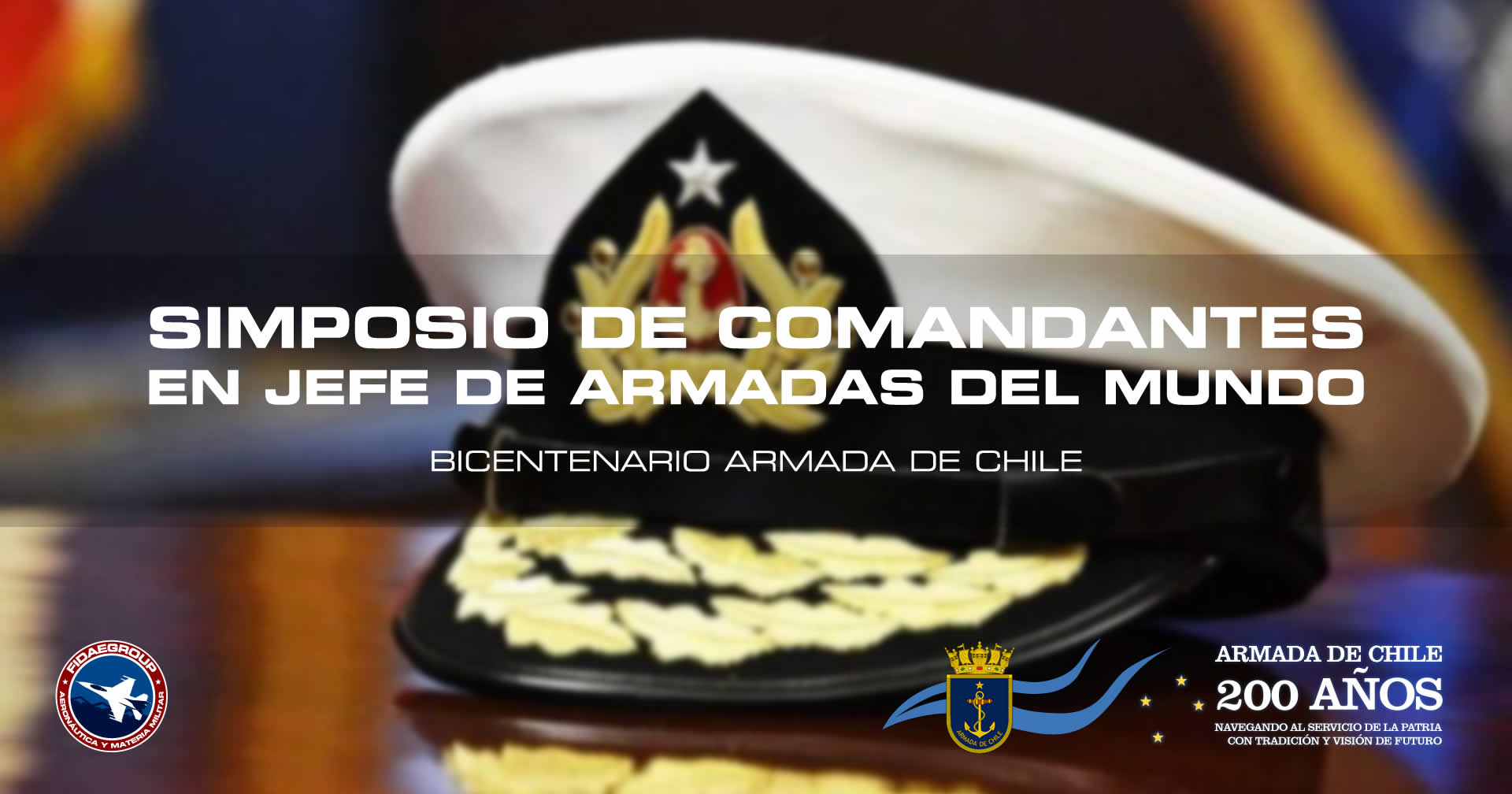 Photo of Comandantes en Jefe de Armadas del Mundo se reúnen en seminario naval