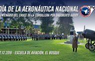 Día de la Aeronáutica Nacional conmemorada por la Fuerza Aérea de Chile este 2018