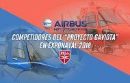 Airbus y Bell compiten por el nuevo helicóptero de la Armada de Chile