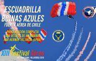 Presentación Boinas Azules en Villarrica 2019