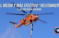 Helicóptero S-64 Erickson Aircrane
