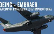 La asociación estratégica de Boeing-Embraer está tomando forma